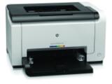 Bild: HP: Der Color LaserJet Pro CP1025 ist der kleinste Farblaserdrucker der Welt.