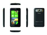 Bild: HTC HD7 ist das dritte Modell des Herstellers mit Windows Phone 7.