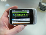 Bild: HTC Wildfire: Besitzer dieses Smartphones können sich über ein Froyo-Update freuen.