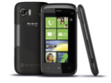 Bild: HTC Windows Phone 7 Flaggschiff ist das Modell Mozart.