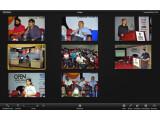 Bild: In iLife 11 besticht besonders der neue Vollbildmodus, wie hier in iPhoto.