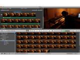 Bild: Mit iMovie 09 können Mac-Anwender Videos schneiden und mit Übergängen, Textelementen und Effekten versehen.