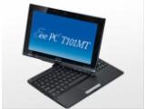 Bild: Asus Eee PC T101MT: Neues Convertible-Netbook mit Multitouch-Fähigkeit von Asus.