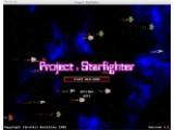 Bild: Project Starfighter: Arcade-Action vor Weltraumkulisse.