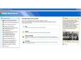 Bild: WISO Sparbuch 2010: Die aufgeräumte Startseite gibt schnellen Zugriff auf alle Funktionen.