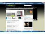 Bild: Internet Explorer 9 Beta Fenster