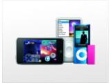 Bild: iPod-Familie: Neue Versionen möglicherweise schon im August. Bild: Apple