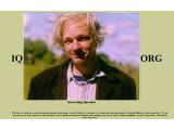 Bild: Iq.org, der Blog von Julian Assange ist nur noch im Webarchiv zu finden, gibt aber interessante Einblicke in seine Gedankenwelt. Der letzte Eintrag ist vom August 2007. (Screenshot)