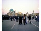 Bild: Der Iran, hier Iman Reza Moschee in Maschad, ist laut Sicherheitsexperten das Hauptziel des Computerwurms Stuxnet.
