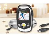 Bild: Kleines Multitalent: Das Gerät ist ein Camcorder, eine Kamera und ein MP3-Player in Einem.