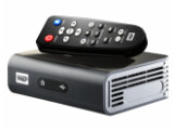 Bild: Kompakter Netzwerkplayer: Western Digital TV Live Plus. Bild: Western Digital