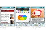 Bild: Komplette Funktionsvielfalt wie auf dem Desktop auch unterwegs - mit diesem Anspruch bewirbt Softmaker sein Office 2010 für Windows Mobile.
