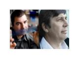 Bild: Konstantin Novoselov und Andre Geim sind die Gewinners des Physik-Nobelpreises 2010.