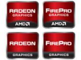Bild: Künftig wird es nur noch die Produktbezeichnungen Radeon und FirePro geben und dazu auf Wunsch das AMD-Logo.