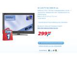 Bild: LCD-TV: Real bietet einen Grundig-Fernseher an.
