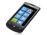 Bild: LG präsentiert mit dem Optimus 7 sein erstes Smartphone mit Windows Phone 7.