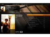 Bild: Das Mediencenter Plex spielt auf dem Mac Videos, Musik und Bilder im Vollbildmodus ab.