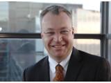 Bild: Microsoft Manager Stephen Elop wird neuer Chef bei Nokia.