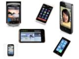 Bild: Die netzwelt-Kandidaten für die Wahl zum Smartphone des Jahres.