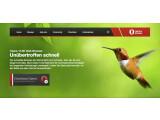 Bild: Die neue Version 10.60 des Browsers Opera bewirbt das Unternehmen mit der Geschwindigkeit.