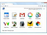 Bild: Noch in diesem Jahr will Suchmaschinenanbieter Google Webanwendungen von Drittanbietern über den Chrome Web Store in den Browser integrieren.