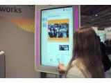 Bild: Nokia Siemens Networks zeigt auf der CeBIT 2010 in einer Demo, was der vermeintliche UMTS-Nachfolger alles kann. +Bild: Zollondz