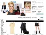 Bild: Nutzer können bei Boutiques.com eigene Boutiquen anlegen oder in denen von Stars stöbern.