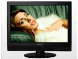 Bild: Odys Cinema II Multiflat: Der Monitor ist solide verabeitet und bietet zahlreiche Anschlüsse.