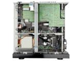 Bild: Der Pioneer benötigt aufgrund seiner ICE-Power-Digitalendstufen keine großen Kühlkörper.