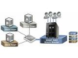 Bild: Netzwerk: Eine Skizze zum Aufbau eines Netzwerks mit NAS