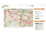 Bild: Naviki ist ein junger Fahrrad-Routenplaner, der in Deutschland für Radfahrer geeignete Routen berechnet.(Klick vergrößert)