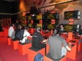 Bild: An rund 50 Spielständen konnten Gamescom-Besucher den neuen Diablo Teil antesten.