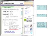 Bild: SaferProducts.gov: So soll die Seite aussehen, wenn sie im März online geht.