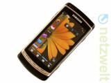 Bild: Nimmt Filme in HD-Qualität auf und überzeugt durch eine große AMOLED-Anzeige: Samsung i8910 HD