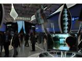 Bild: Samsung präsentierte gleich eine ganze Armada seiner neuen 3D-LCD-Fernseher C9090. Bild: Netzwelt
