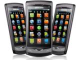 Bild: Potente Hardware, in Alu gehüllt: Samsung S8500 Wave.