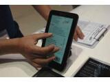Bild: Samsungs Galaxy Tab erlaubt wie viele Flachcomputer Multitouch-Steuerung. Bild: Netzwelt