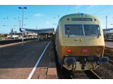 Bild: Schneller zum Zug: Die Bahn überarbeitet die Software der elektronischen Fahrkartenautomaten.