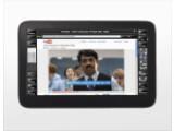 Bild: Im September mit dem Betriebssystem Meego auf dem Markt: der Tablet-PC WeTab. Bild: Neofonie GmbH