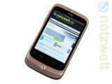 Bild: Smartphones für alle: Mit dem Wildfire will HTC auch den Massenmarkt für Smartphones erobern.