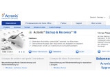 Bild: Das Softwarehaus Acronis steigt ins Cloud Computing ein und will Backups sowie Recovery-Dienste künftig auch online ermöglichen.