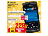 Bild: Das Sony Ericsson Vivaz gibt es in dieser Woche bei Penny.
