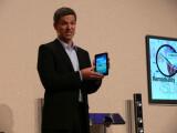 Bild: Ein Star der Messe: Samsungs Galaxy Tab wurde sehnlichst erwartet.