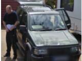 Bild: Street View: Mit Hilfe des Bildes hofft die Polizei von Derbyshire auf neue Hinweise in einem Diebstahl.