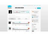 Bild: Mit Thounds können Anwender musikalische Ideen festhalten und mit anderen Nutzern gemeinsam bearbeiten.
