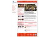 Bild: Über das Profil der Sendung Log in können Nutzer der VZ-Netzwerke ihre Fragen an die Redaktion senden.