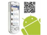 Bild: Die Version 1.3 der Facebook Applikation für Googles Android-Betriebssystem erweitert die Möglichkeiten der Smartphone-Facebook Version. So ist es nun zum Beispiel auch möglich Videos wiederzugeben.