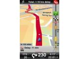 Bild: Mit der Version 1.4 ist die Naviagtionslösung TomTom für das iPhone auch auf dem neuen Apple-Betriebssystem iOS 4 lauffähig.