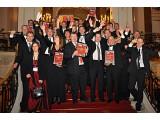 Bild: Die Vertreter der beliebtesten Arbeitgeber Europas nach der Preisverleihung in Madrid.