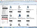 Bild: Von wegen, Produktion eingestellt. Auf der deutschen Homepage werden verschiedene Varianten des Geräts immer noch angeboten.
